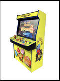 "Pacman - 4 Player 'Typhon' 43"" Upright Arcade Machine"