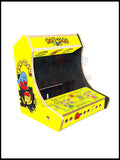 Pac Man Artwork - Bartop