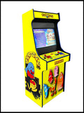Pac-man - 27 Inch Upright Arcade Cabinet - 1300 in 1