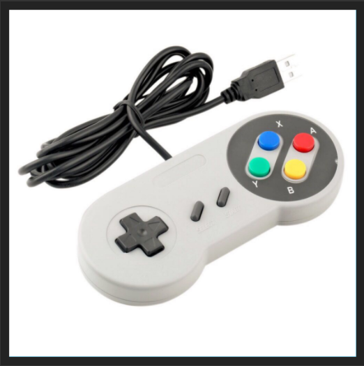 SNES Style Controller