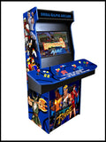 Sega Inspired - 4 Player 27 Inch Upright Arcade Cabinet