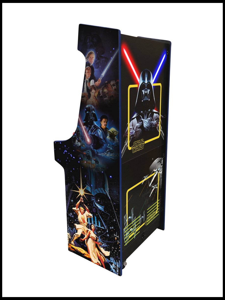 Star Wars - 27 Inch Upright Arcade Cabinet
