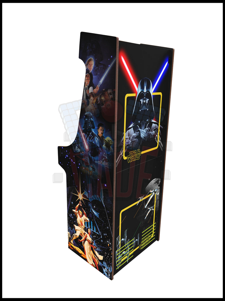 Star Wars Artwork - 2 Player Full Size Cabinet