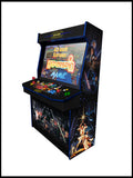 "Starwars - 4 Player 'Typhon' 43"" Upright Arcade Machine"