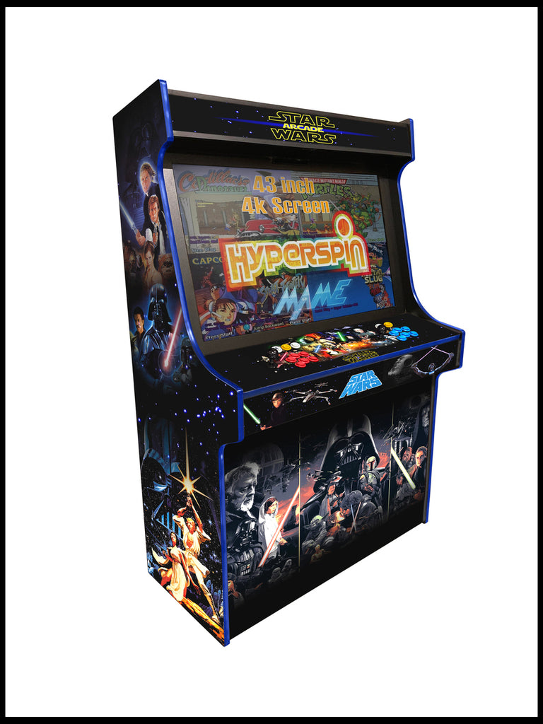 "Starwars -  'Typhon' 43"" Upright Arcade Machine"