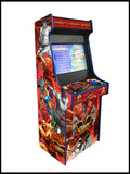 Street Fighter - 27 Inch Upright Arcade Cabinet