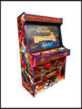 "Street Fighter -  'Typhon' 43"" Upright Arcade Machine"
