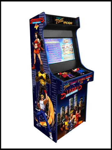 Streets of rage - 27 Inch Upright Arcade Cabinet - 1300 in 1