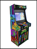 TMNT - 27 Inch Upright Arcade Cabinet