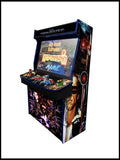 "Terminator -  4 Player 'Typhon' 43"" Upright Arcade Machine"