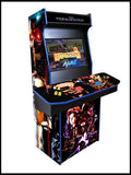 Terminator - 4 Player 27 Inch Upright Arcade Cabinet