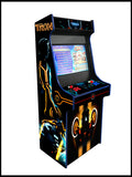Tron  -  27 Inch Upright Arcade Cabinet - 1300 in 1