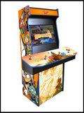 Wonderboy - 4 Player 27 Inch Upright Arcade Cabinet