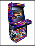 X Men - 4 Player 27 Inch Upright Arcade Cabinet