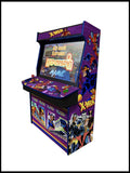 "Xmen - 4 Player 'Typhon' 43"" Upright Arcade Machine"