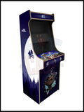 E.T Artwork - 2 Player Full Size Cabinet