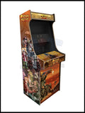 Metal Slug Artwork - 2 Player Full Size Cabinet