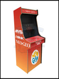 Neo Geo Artwork - 2 Player Full Size Cabinet