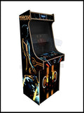 Tron Artwork - 2 Player Full Size Cabinet