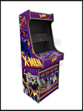 Xmen Artwork - 2 Player Full Size Cabinet