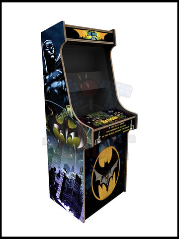 Batman Artwork - 2 Player Full Size Cabinet