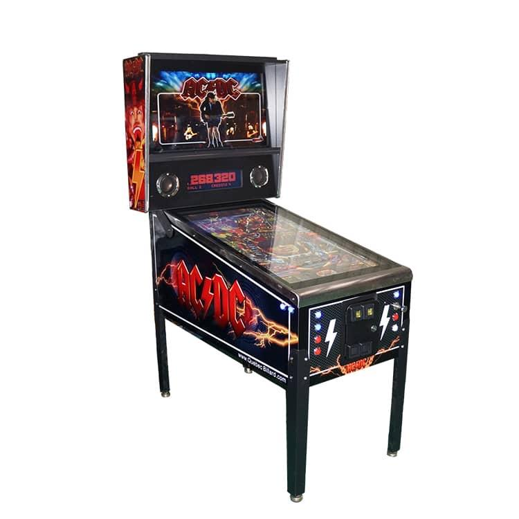 AC/DC - Virtual Pinball Machine - 863 in 1