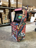 Street Fighter - 27 Inch Upright Arcade Cabinet - READY TO SHIP