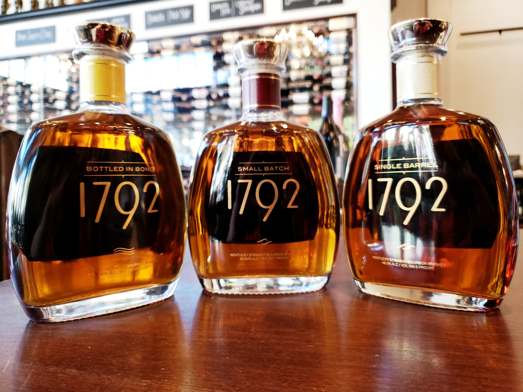 1792 Bourbon | Free Tasting Friday, October 25th 5-7pm