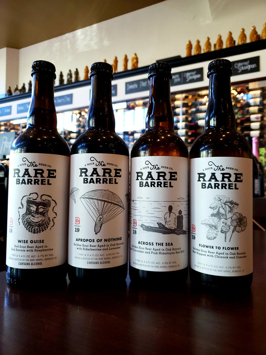 The Rare Barrel | Free Tasting W/ Founder Thursday, October 17th 5-7pm