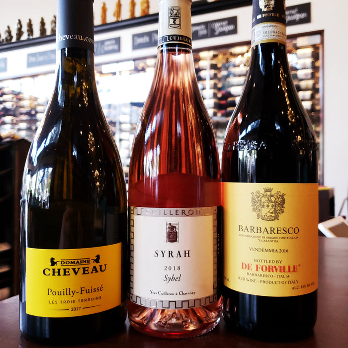 Rosenthal Wine Merchants | Free Tasting Wednesday, December 11th 5-7pm