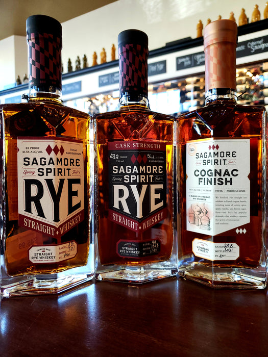 Sagamore Spirit | Free Tasting Friday, October 18th 5-7pm