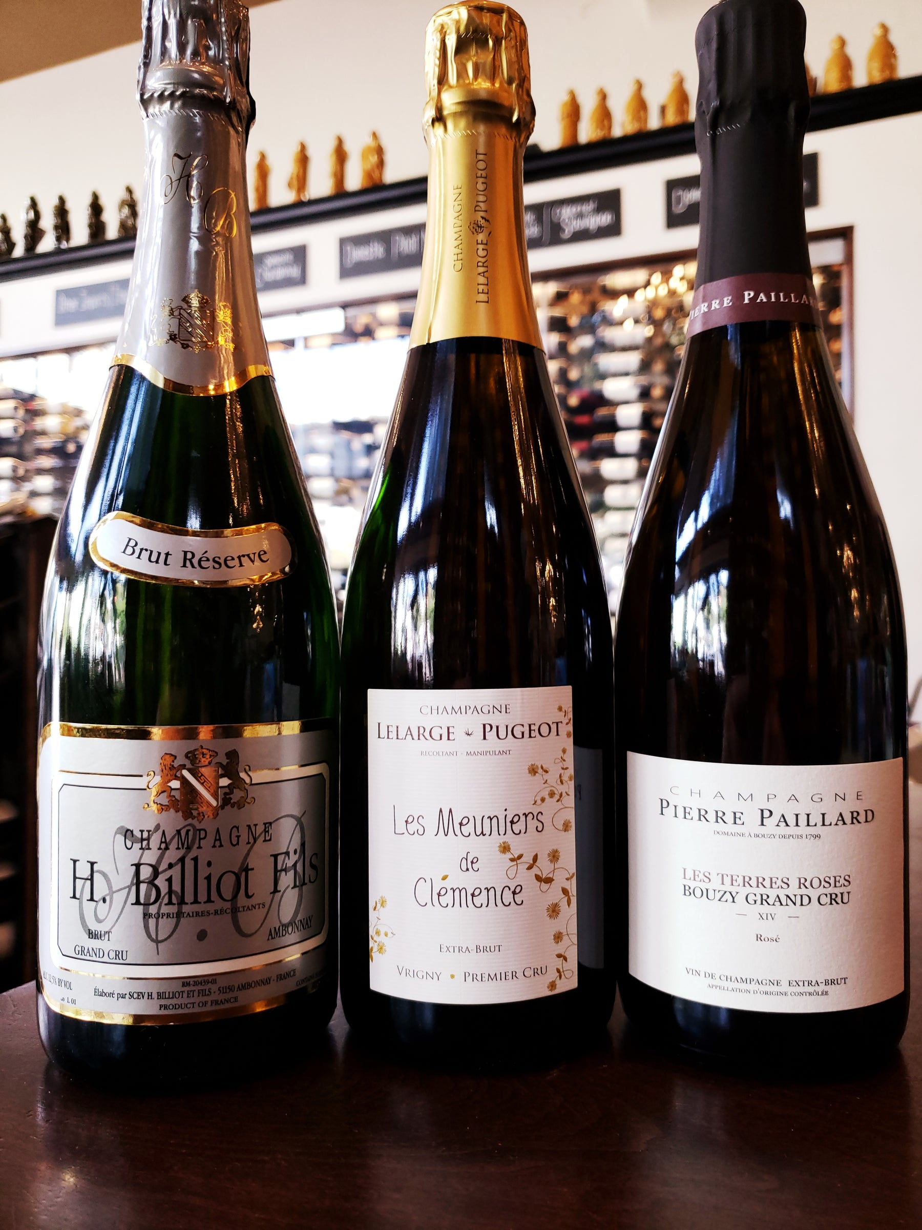 Champagne Tasting | Free Tasting Saturday, December 14th 1-3pm