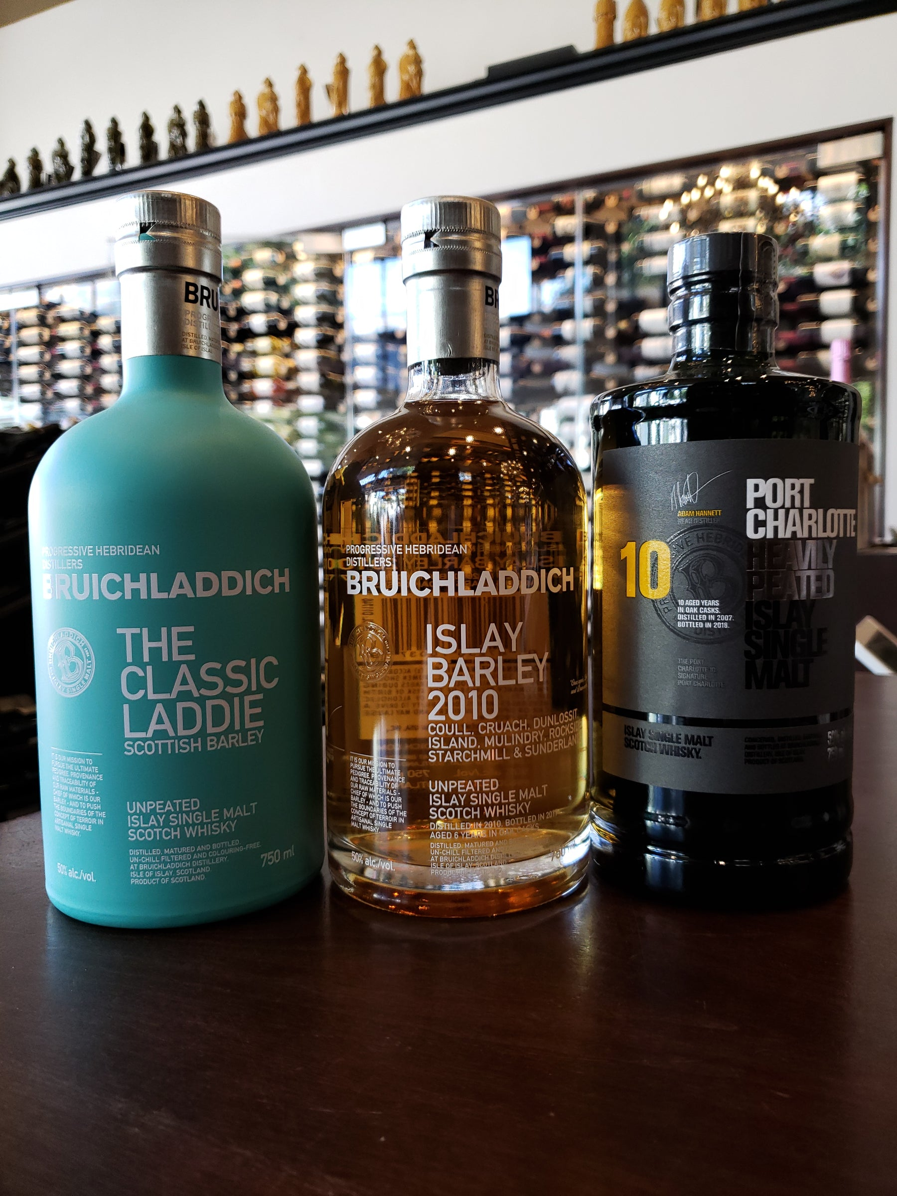 Bruichladdich Distillery | Free Tasting Friday, May 31st 5-7pm