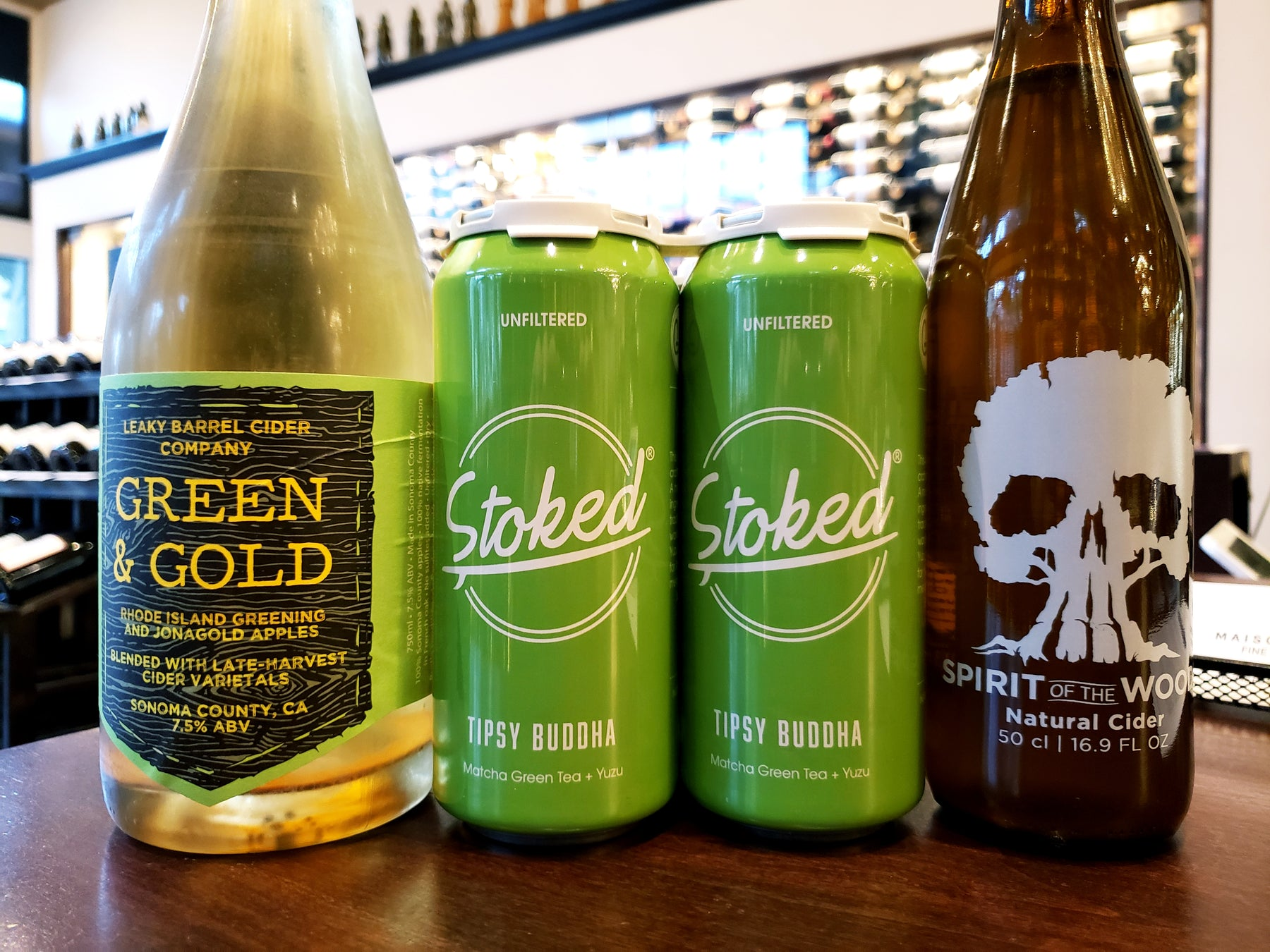 Cider | Free Tasting Thursday, April 4th 5-7pm
