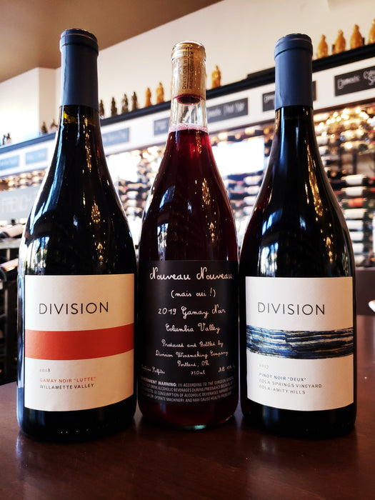 Division Wine Co. | Free Tasting Wednesday, November 20th 5-7pm