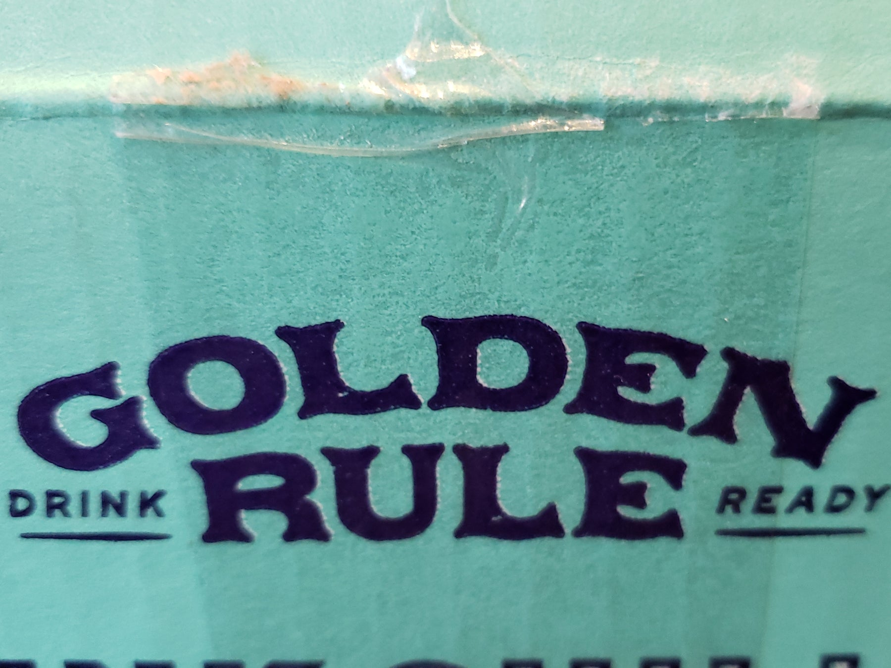 Golden Rule | Free Tasting Friday, March 13th 5-7pm