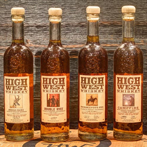 High West Distillery | Free Tasting Friday, May 10th 5-7pm