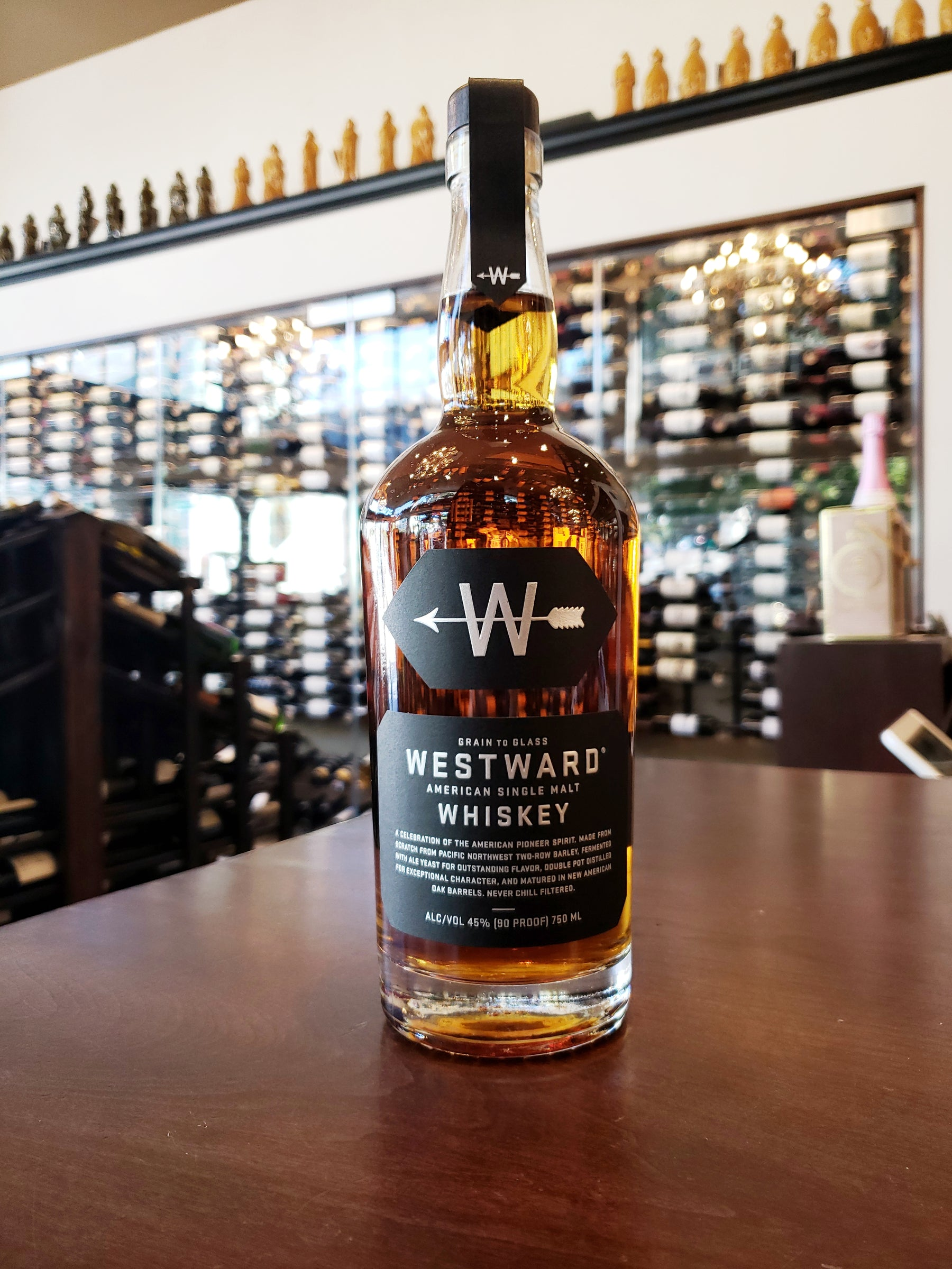 Westward Whiskey | Free Tasting Friday, June 7th 5-7pm