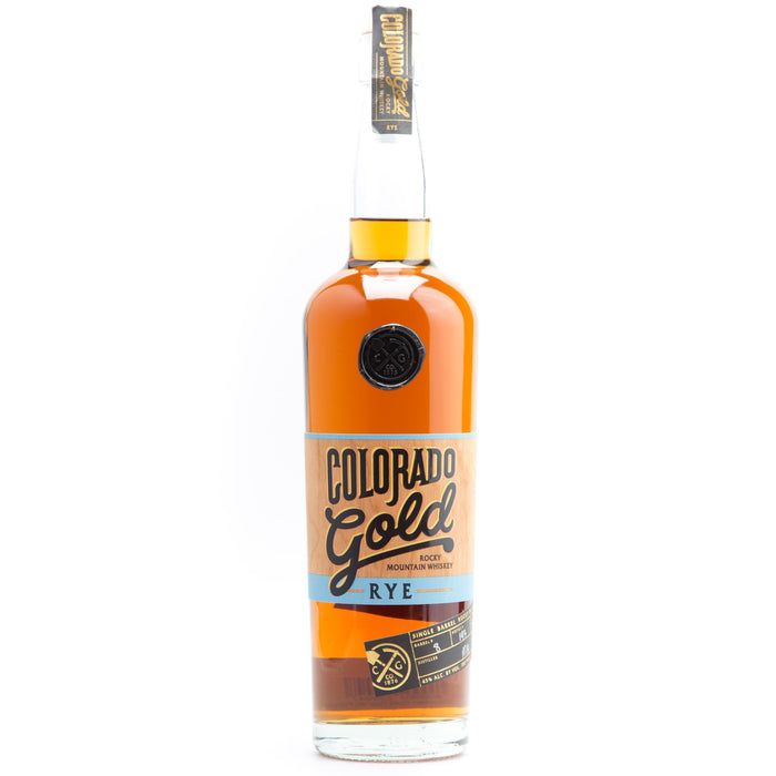 Colorado Gold Rye 90 Proof