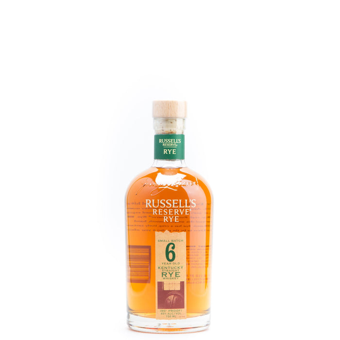 Russell's Reserve Rye 6 Year
