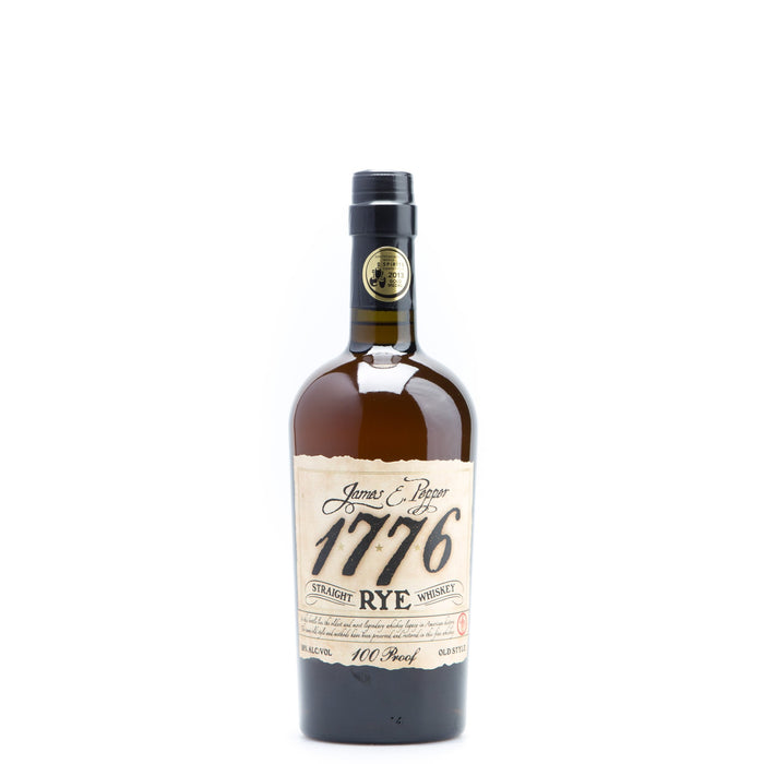 James Pepper 1776 Rye