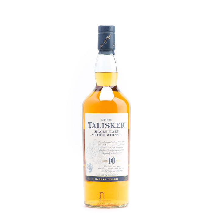 Talisker 10 Single Malt Scotch Whiskey