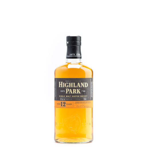 Highland Park 12 Year Single Malt Scotch