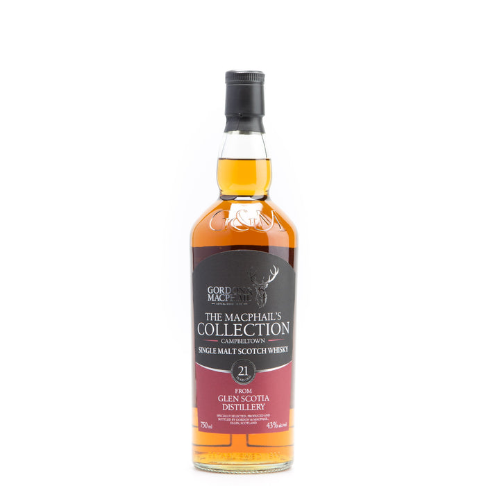 Glen Scotia 21 Year Gordon and Macphail