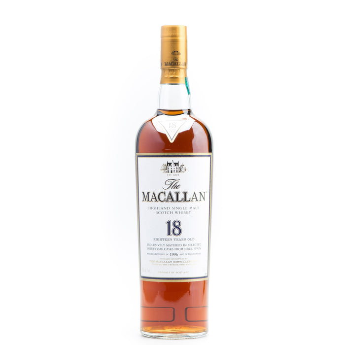 Macallan 18 Year