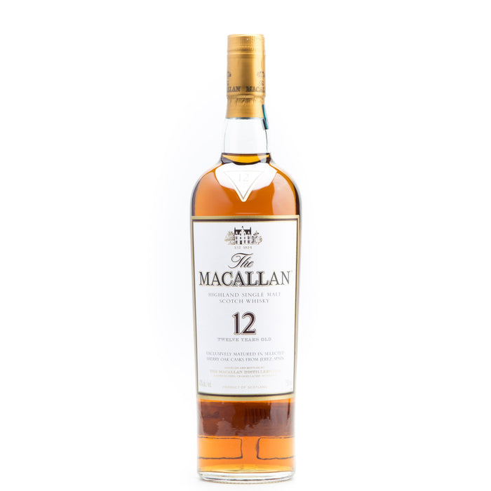 Macallan 12 Year