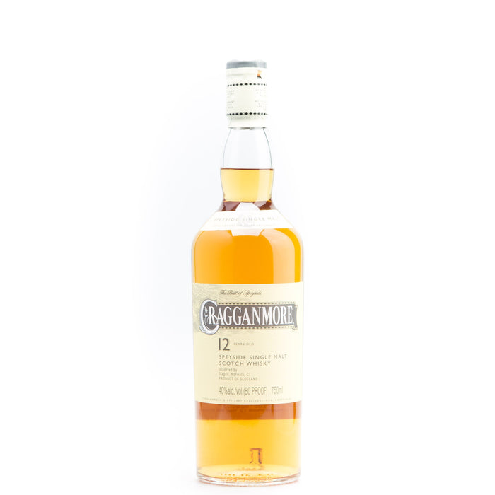 Cragganmore 12 Year 86 Proof