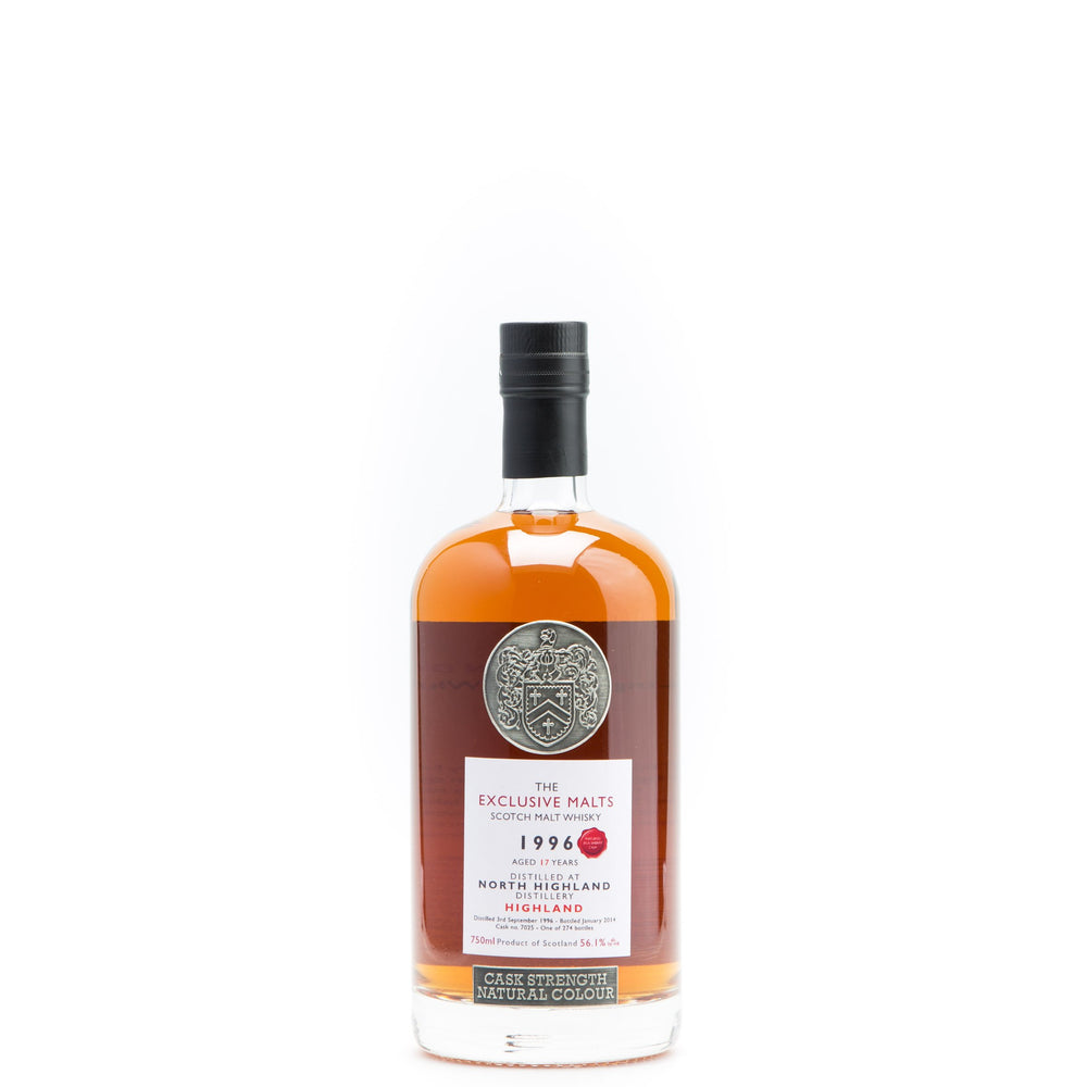 North Highland 1996 17 Year Exclusive Malts