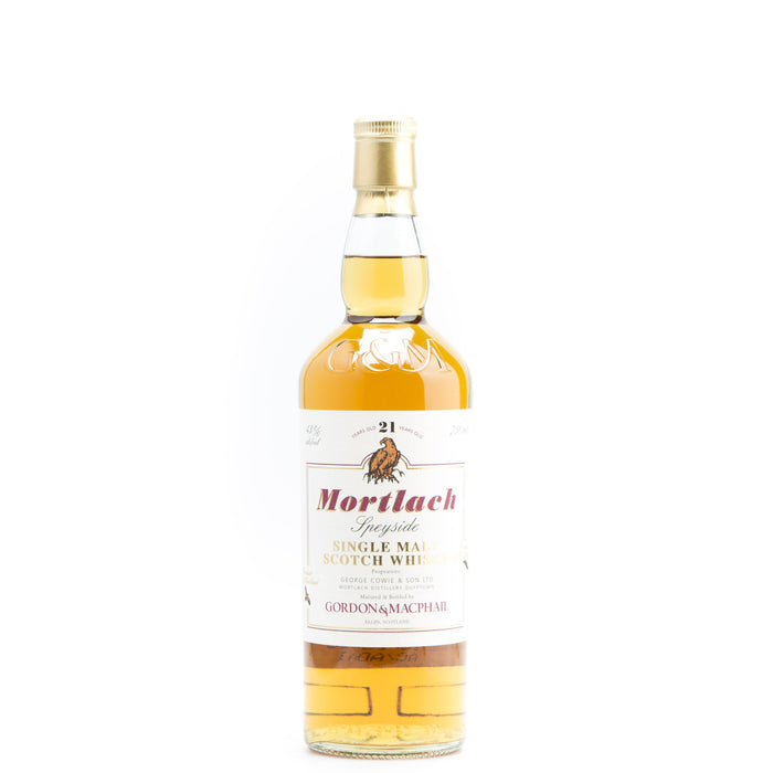 Mortlach 21 Year Gordon and Macphail