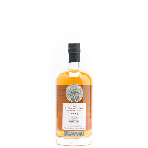 Speyside 2003 10 Year Exclusive Malts